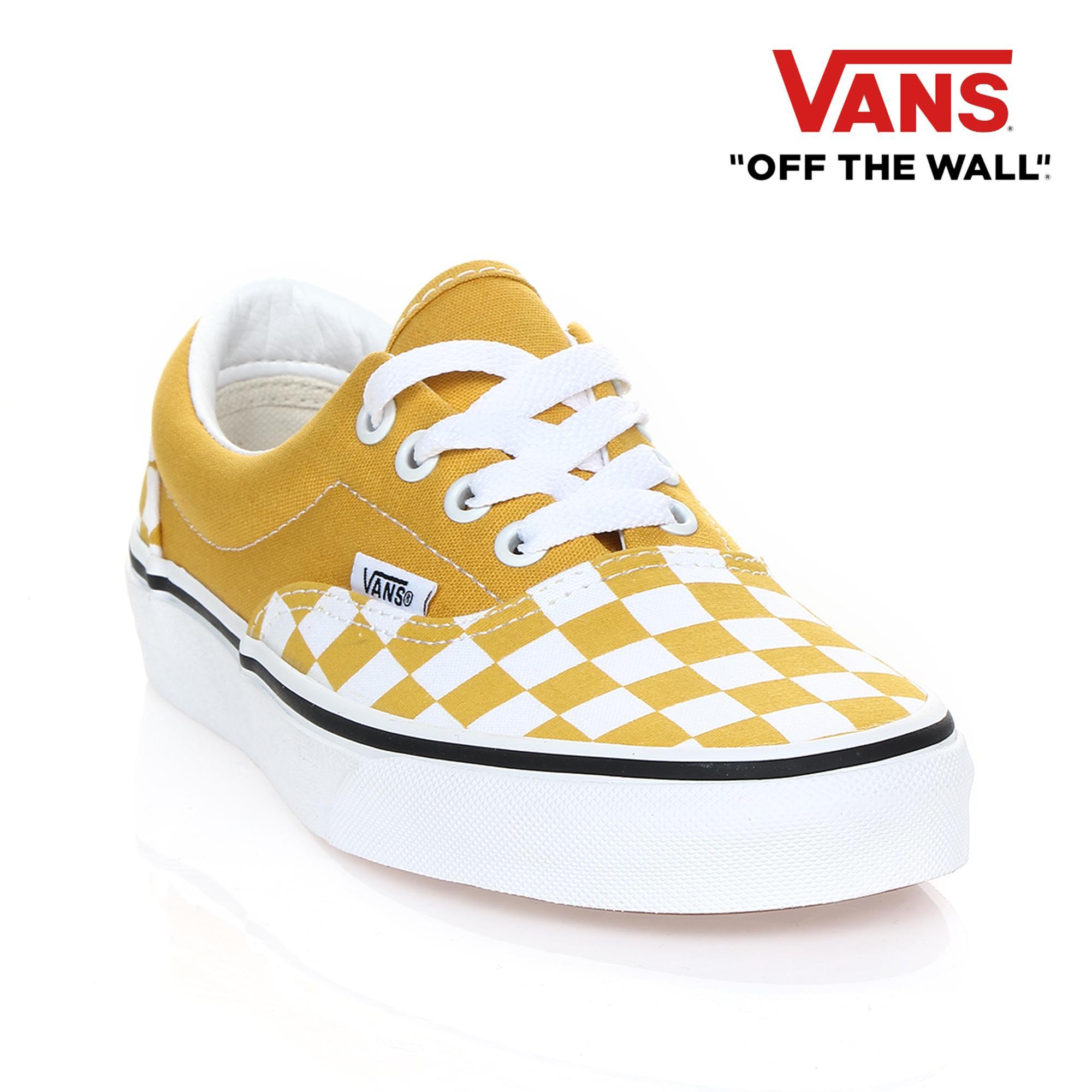 Vans Women's Era Checkerboard Sneakers