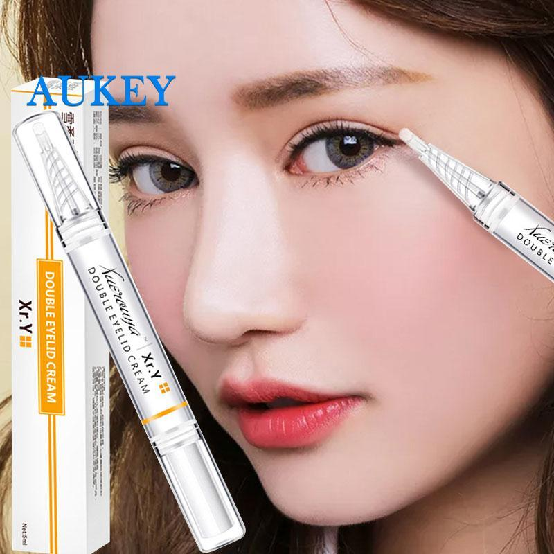 Eyelid Lift Styling Cream Eyes Care Double Eyelid Cream Double Eyelids Glue Waterproof 5ml Beautify Eyes Makeup Tools Date Invisible Double Eyelids Natural Looking Double Eyelid Eye Makeup For Xuerouyar By Aukey Store.