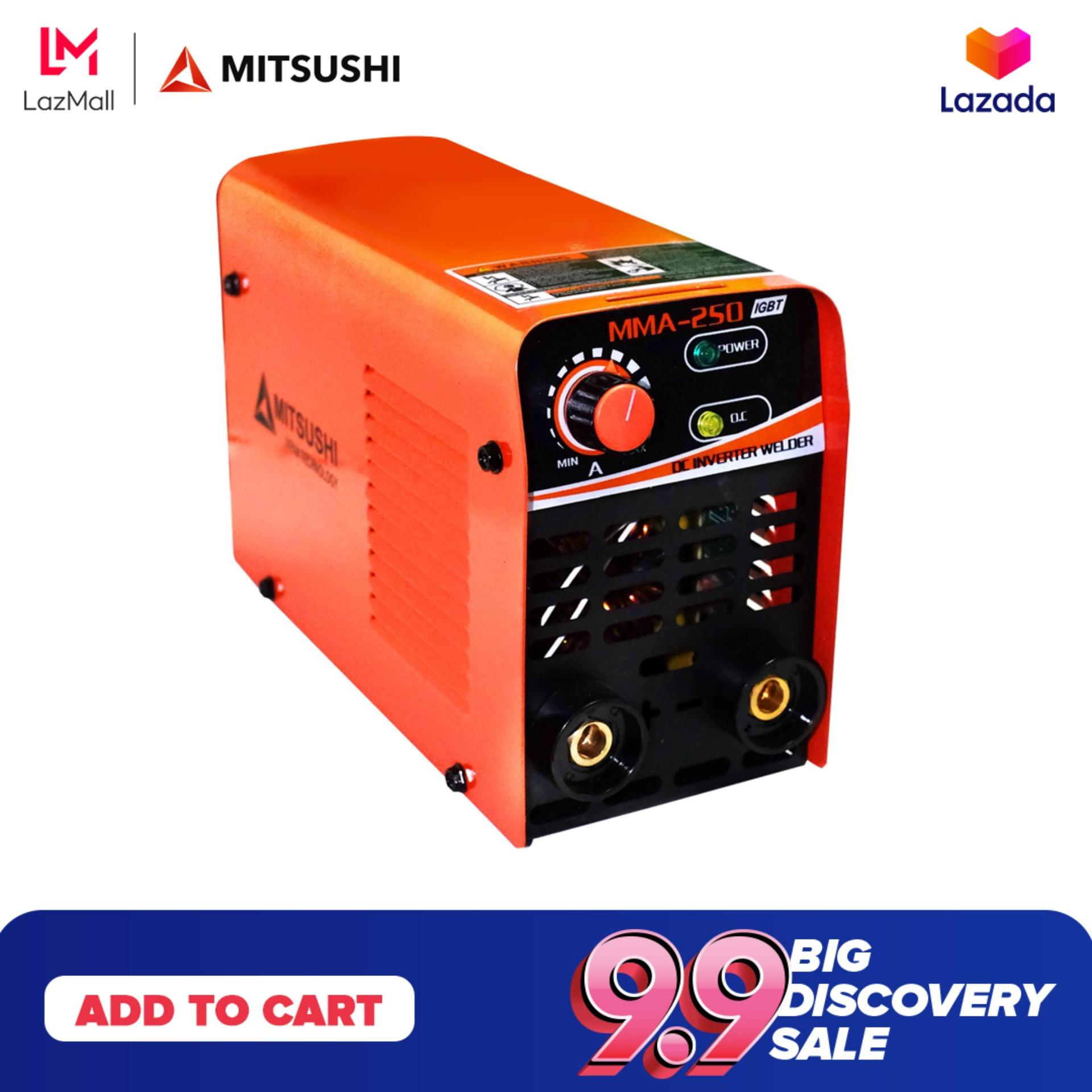 Mitsushi NI MMA 250A IGBT Technology Inverter Welding Machine