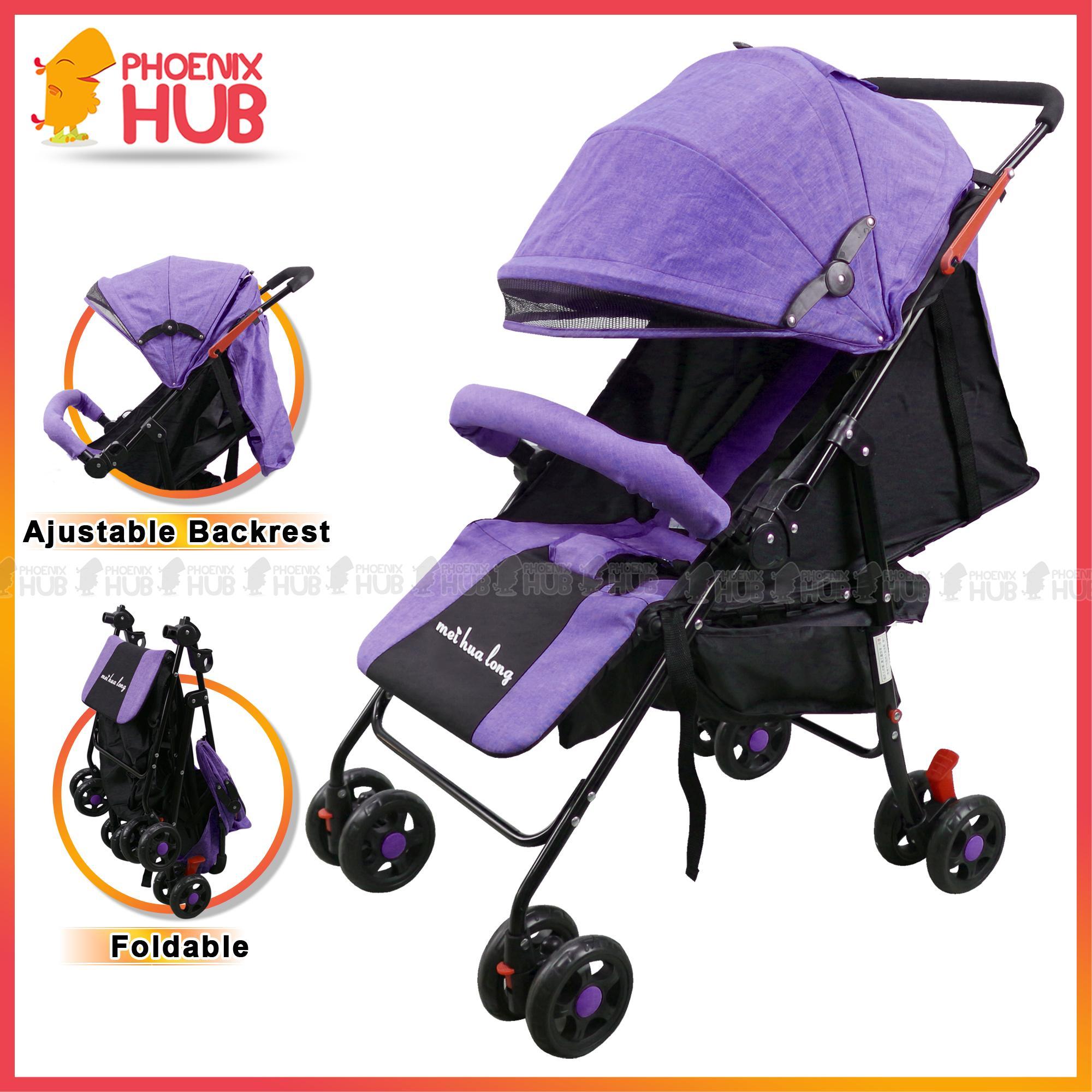 858458c5cbb4 Phoenix Hub T608 Baby Stroller Travel System Super Lightweight Stroller  Foldable Stroller Push Chair Portable Stroller Pocket Stroller