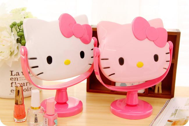 Hellokitty Mirror Desk Mirror By Hk.