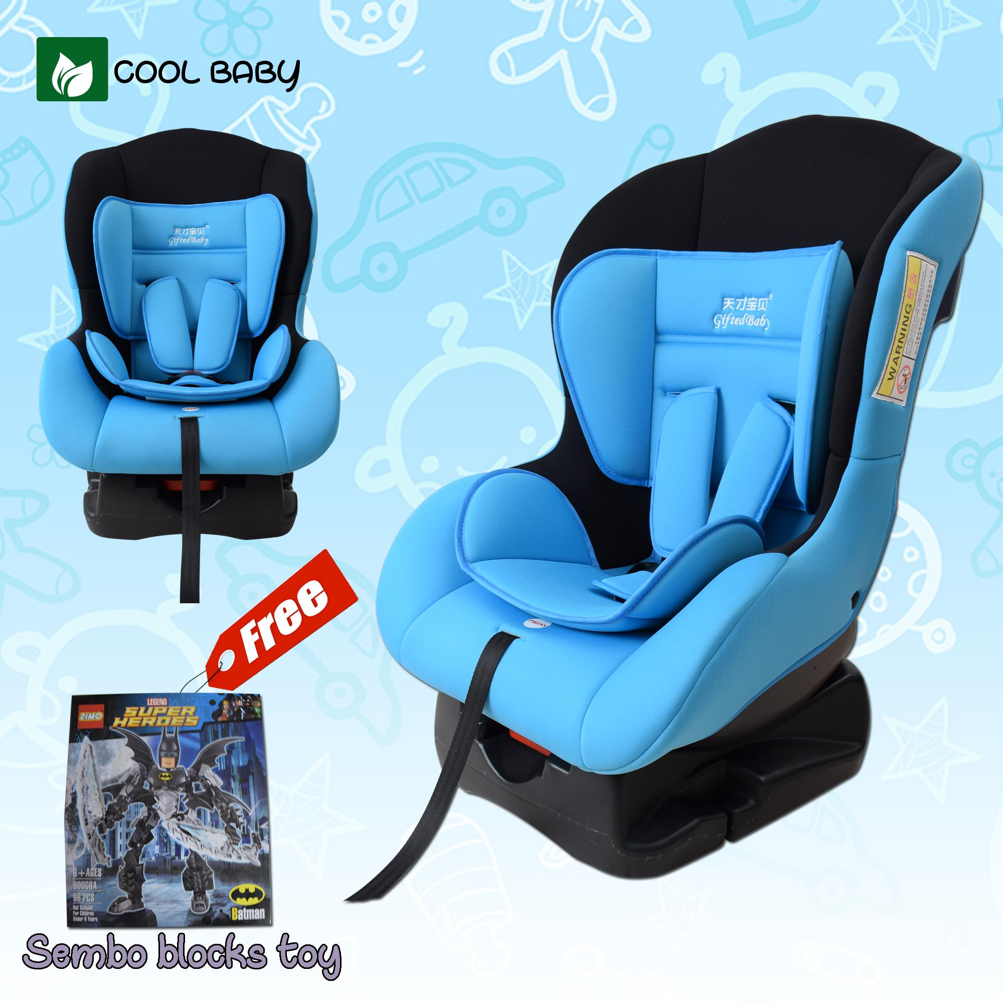 Baby Portable Cushion Comfy Baby Safety Fix Car Seat Safety Soft Chair Baby Carriers Sales Of Quality Assurance