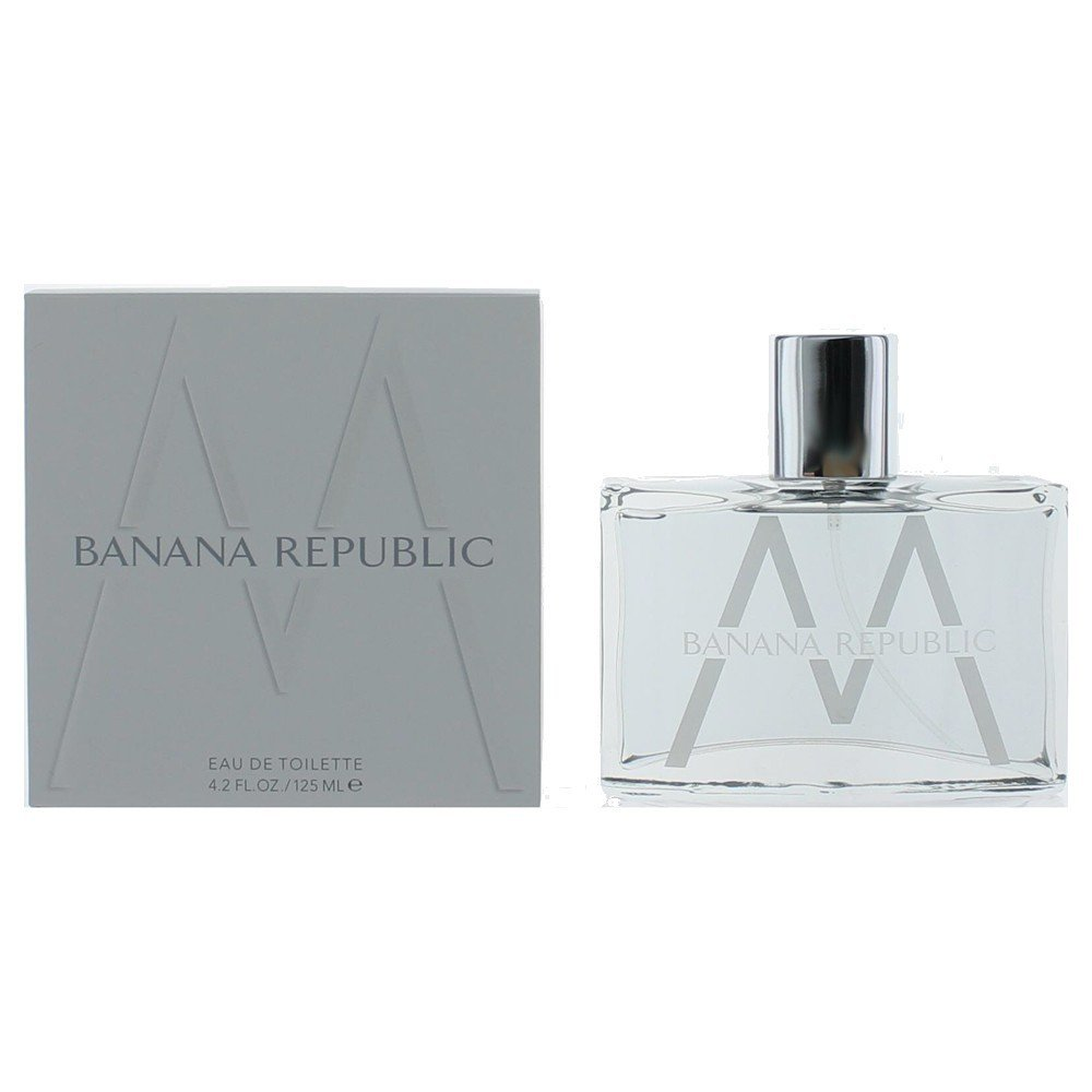 Banana Republic M Eau De Toilette Spray for Men 125ml