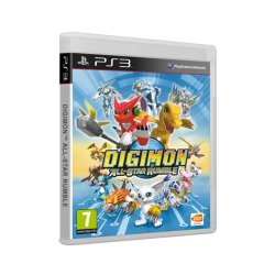Bandai Namco Games Video Games: Digimon Allstar Rumble for PS3