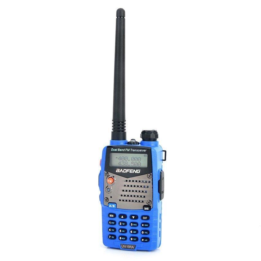 Baofeng UV-5RA Dual Band Two Way Radio (Blue)