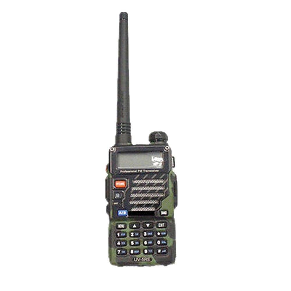 Baofeng UV-5RE  Dual Band Two Way Radio w/ Earpiece (Camouflage)