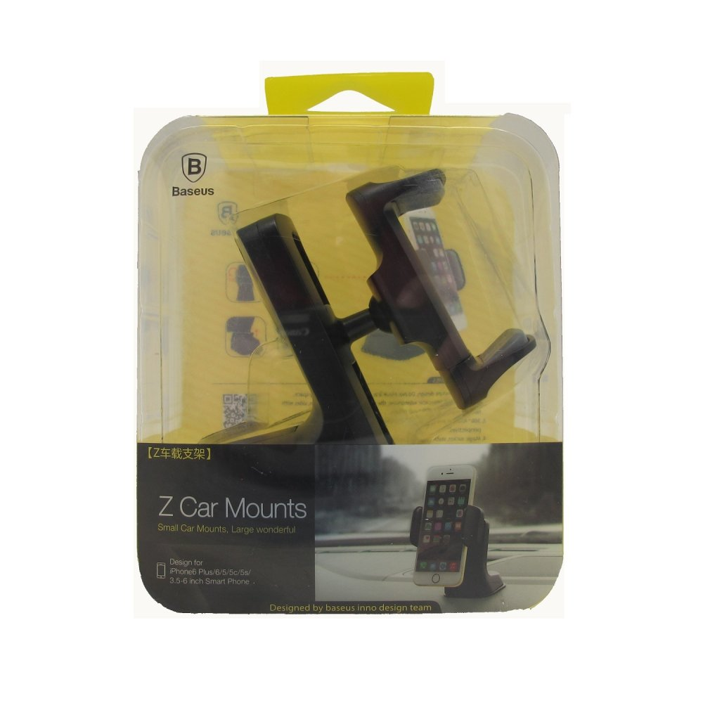 Baseus Car Suction HA01 Z Car Mounts (Black)