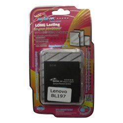 Battery For Lenovo BL-197 BL197 A800 A820 (MSM HK)