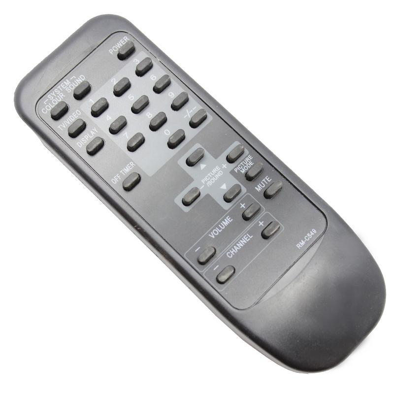 Suitable for jvc TV Remote Control RM-C549 RM-C548 RM-C565 Rm-
