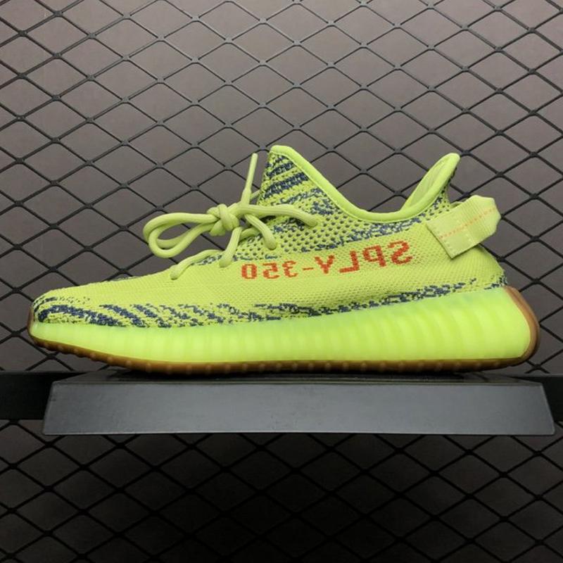 Offer Khuyến Mại New Original_Adidas_Yeezy_Boost 350 V2 Yellow Zebra B37572 SizeEU39-46 Support COD