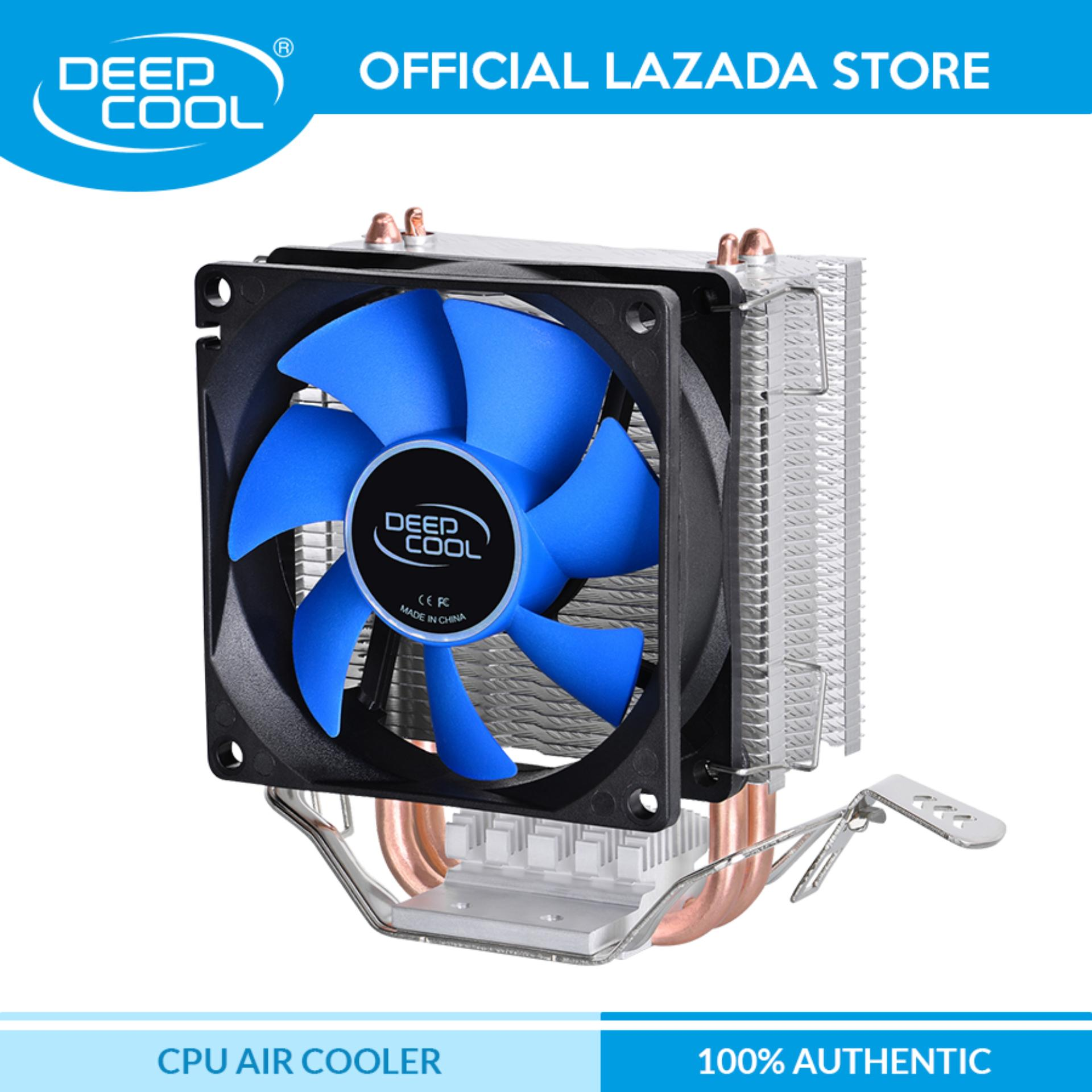 Deepcool ICEEDGE MINI FS V2 0 Heatsink Fan, Deep-cool CPU Cooler Best  seller for Intel and AMD Ryzen Series Processor for Intel Socket LGA