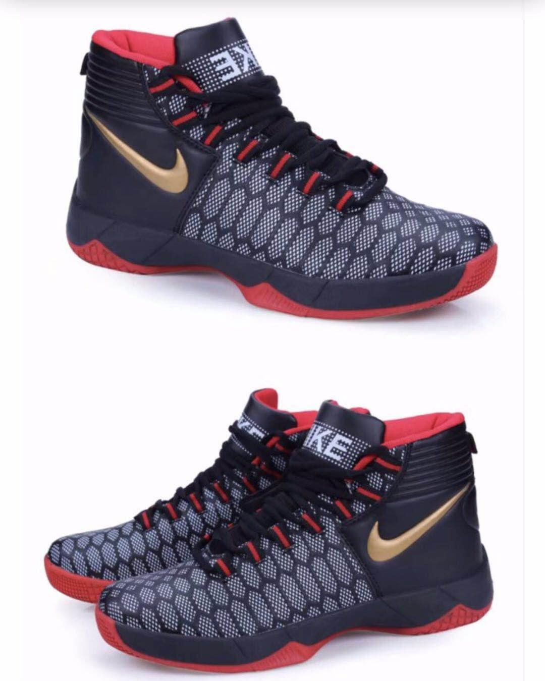 low priced b4700 00648 NIKE Kevin Durant 10 KD 10 High Cut Basketball shoes For Men EUR SIZE  41-42-43-44-45 1058 # Black red