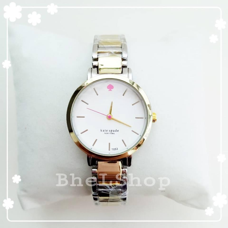Kate Spade Watch 2Tone FREE BOX