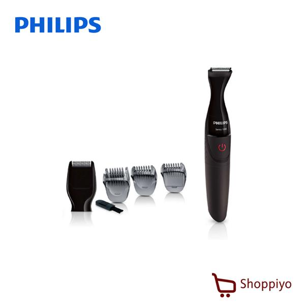 Philips MG1100 16 Multi-Groom Ultra Precise Beard Styler Series 1000 (Black) 0f6dd06e2a