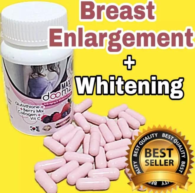 Bright Bust Firm 60 Pills 100% Original Breast Growth Enhancers Enlargement Pueraria Mirifica