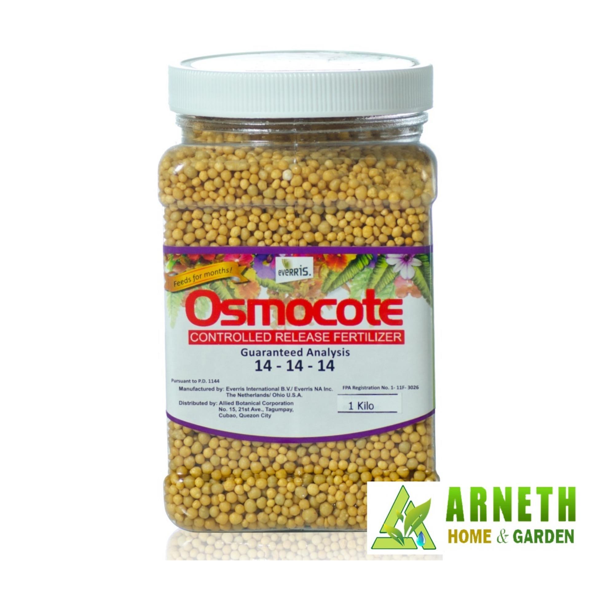 OSMOCOTE 14-14-14 1KG ORIGINAL CANISTER