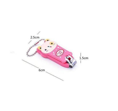 Cutey Cartoon Nail Cutter Cosmetic Nail Clippers Philippines