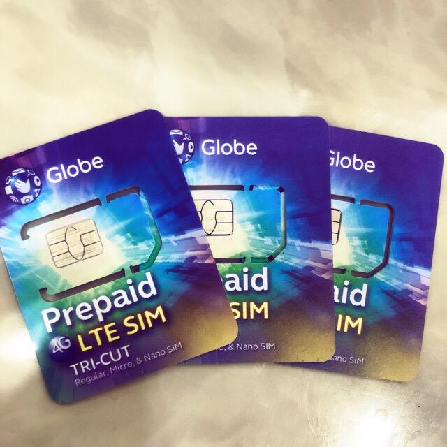 3Pcs Prepaid LTE SIM Card Triple-cut SIM Enjoy High Speed Internet free  60MB Surfing, Fits in a regular, micro, and nano Work with Mobile Phone,  Mobile WIFI and Tablet Queen Trend Ph |