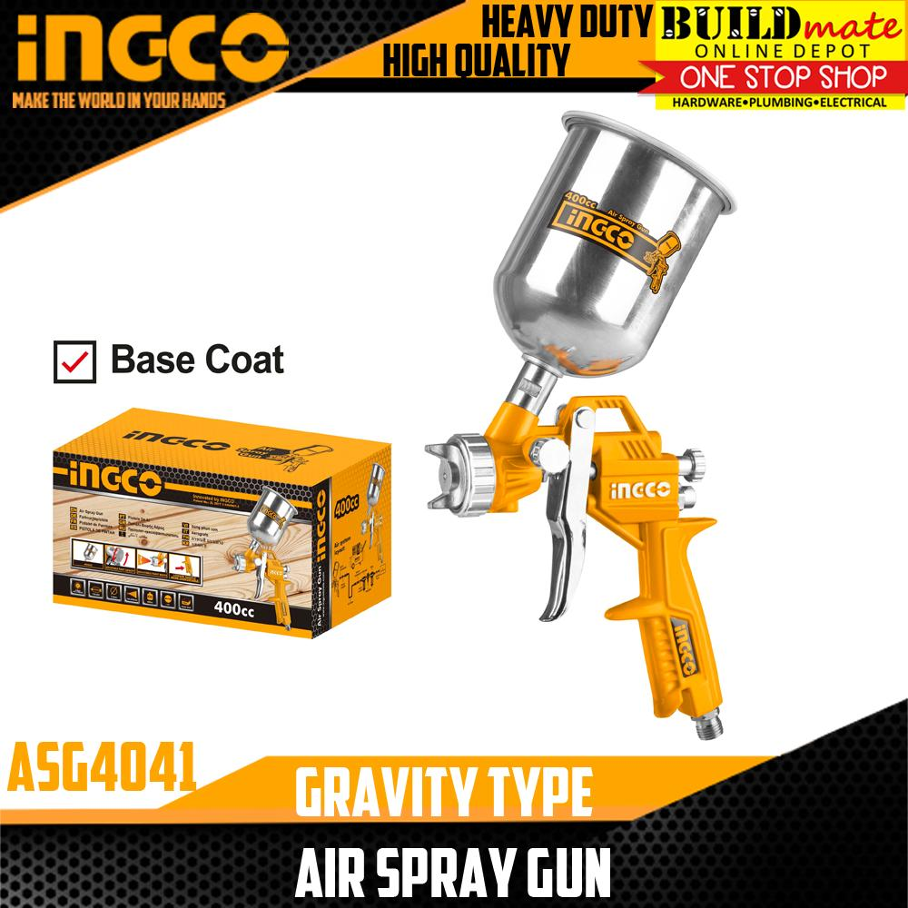 INGCO Gravity type Air Spray Gun ASG4041