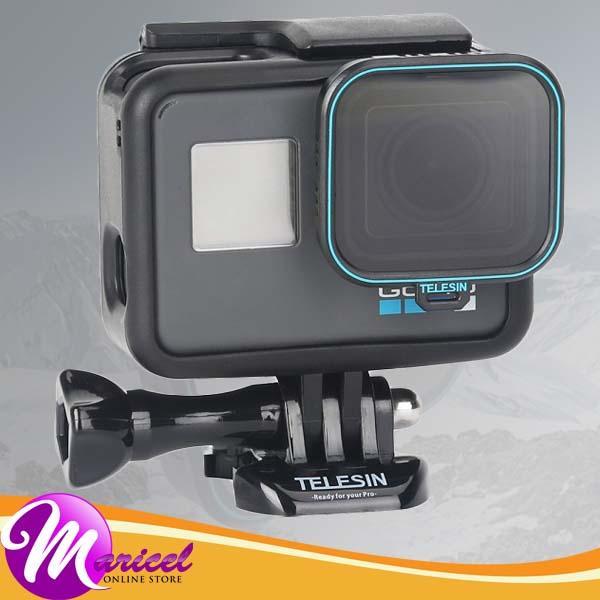 Telesin Cpl Lens Filter For Gopro Hero 5, Hero 6, Hero 7 Action Cameras