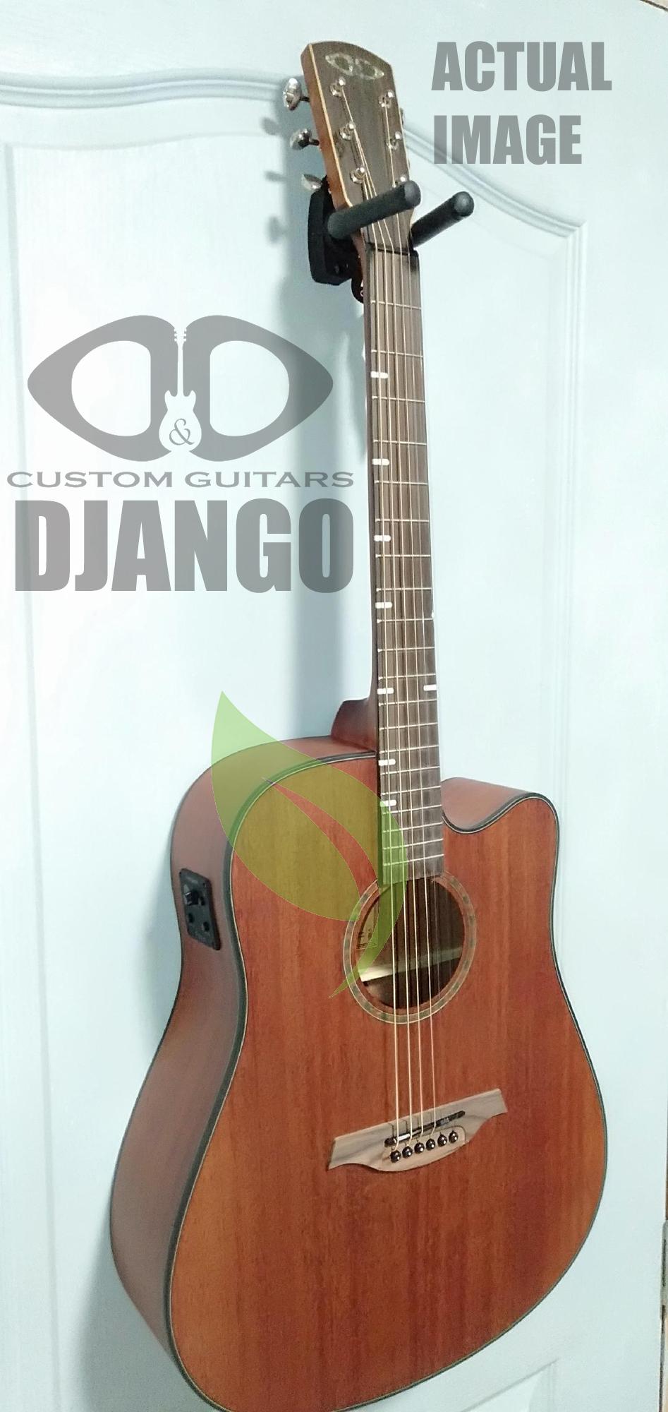 Acoustic Guitar D D Django Mahogany With Pickup D D Bag Proud Pinoy Brand Alternative To Seagull Taylor Django Global Rj Aroma Fender Gibson Yamaha Lx1e Jasmine Epiphone Lazada Ph