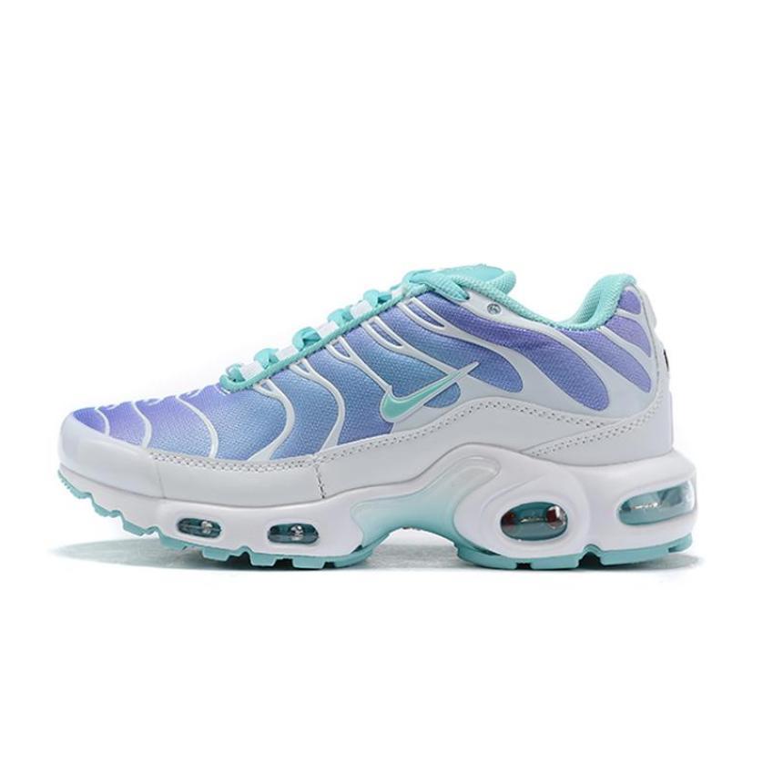 NIKE_MAX PLUS phụ nữ mới đệm không khí giày chạy bộ thoáng khí ngoài trời giày thể thao giá rẻ