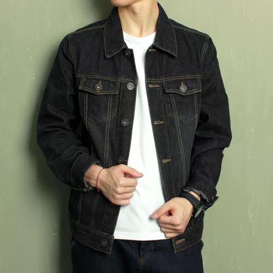 d5ae896d8e Denim Jackets for Men for sale - Mens Denim Jackets online brands ...