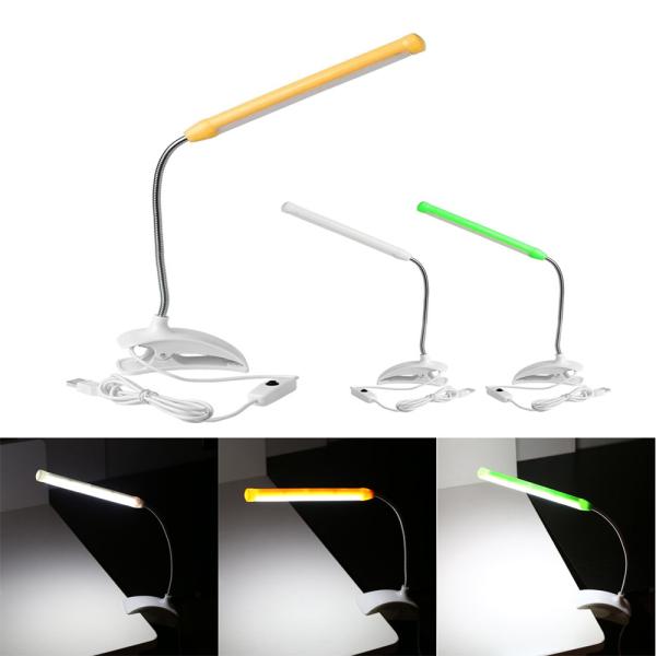 Bảng giá DANGL, Đèn LED Đọc Sách Có Thể Điều Chỉnh Linh Hoạt Mới, Kẹp Đọc Sách Để Bàn- Kẹp Trên Đèn Bàn USB