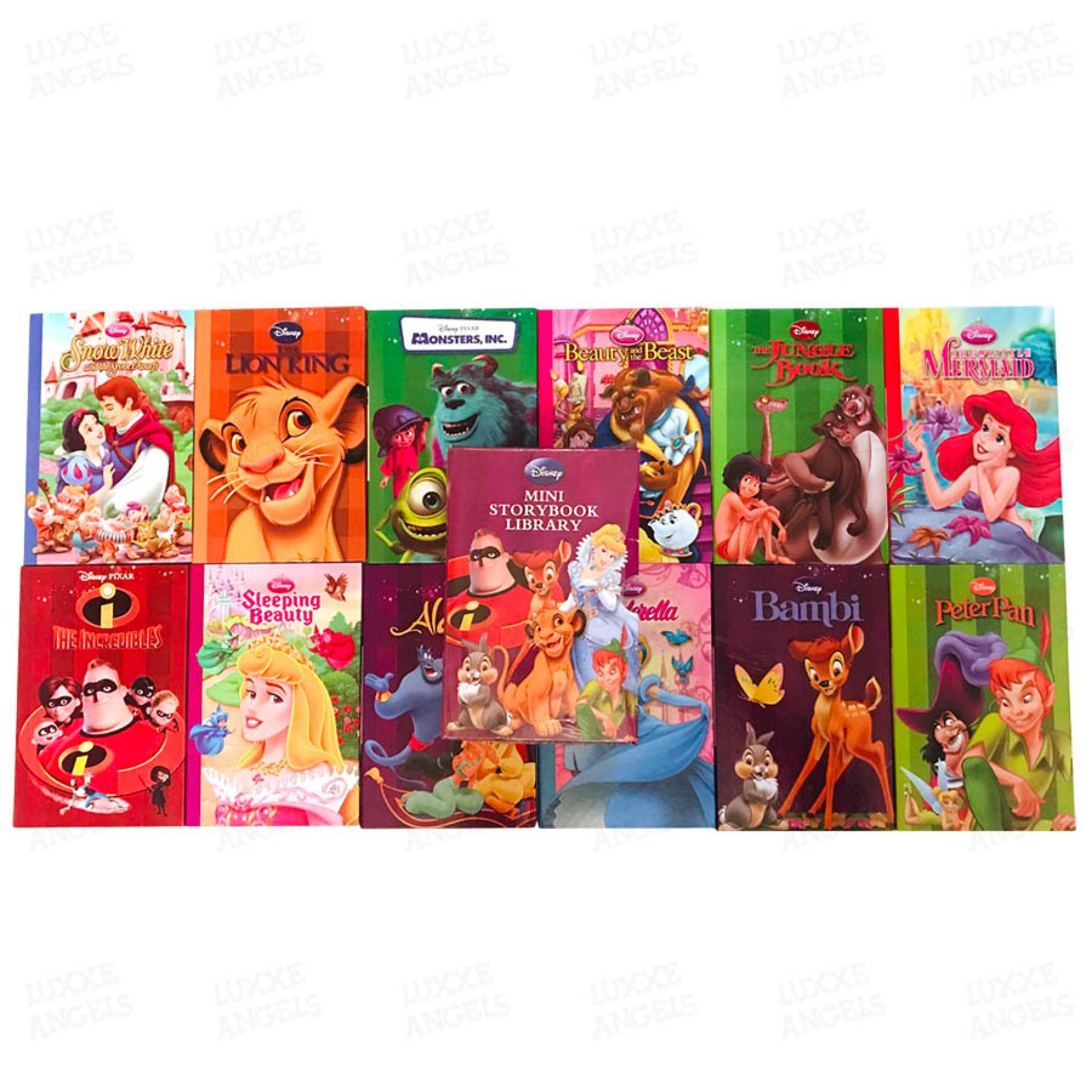 Educational Children's Learning Storybook set of 12/ book for kids
