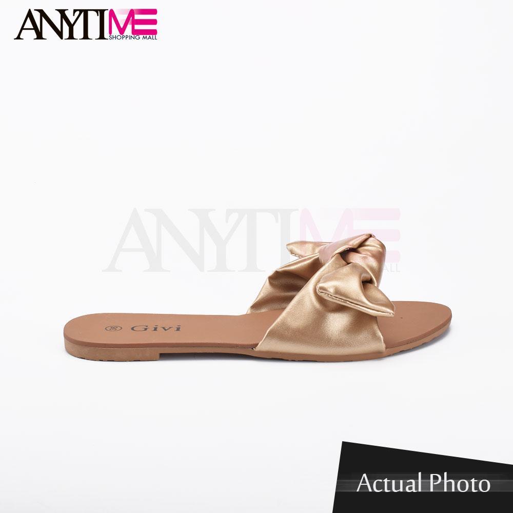 2fc2825ad219 Anytimefashion korean sandal ribbon style with actual photo