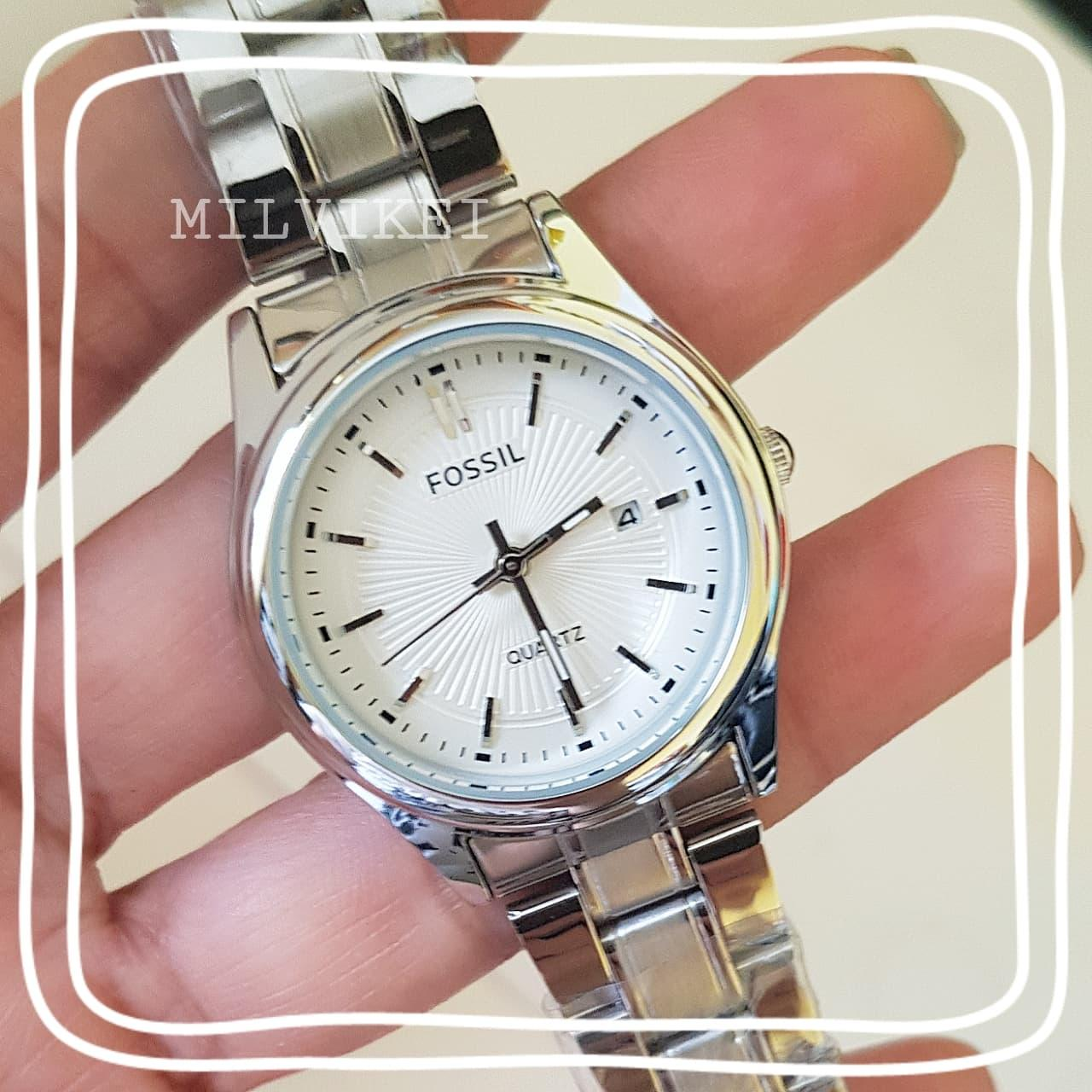 f4884c746b3 Sale Now!! Fossil Automatic Hand Movement With Calendar Display Small Dial  Watch
