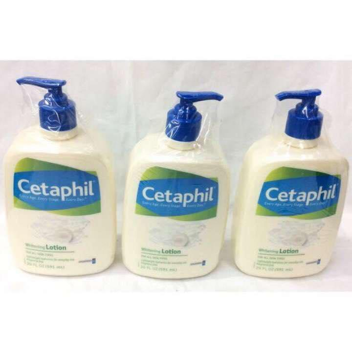 Cetaphil Whitening Lotion 591ml