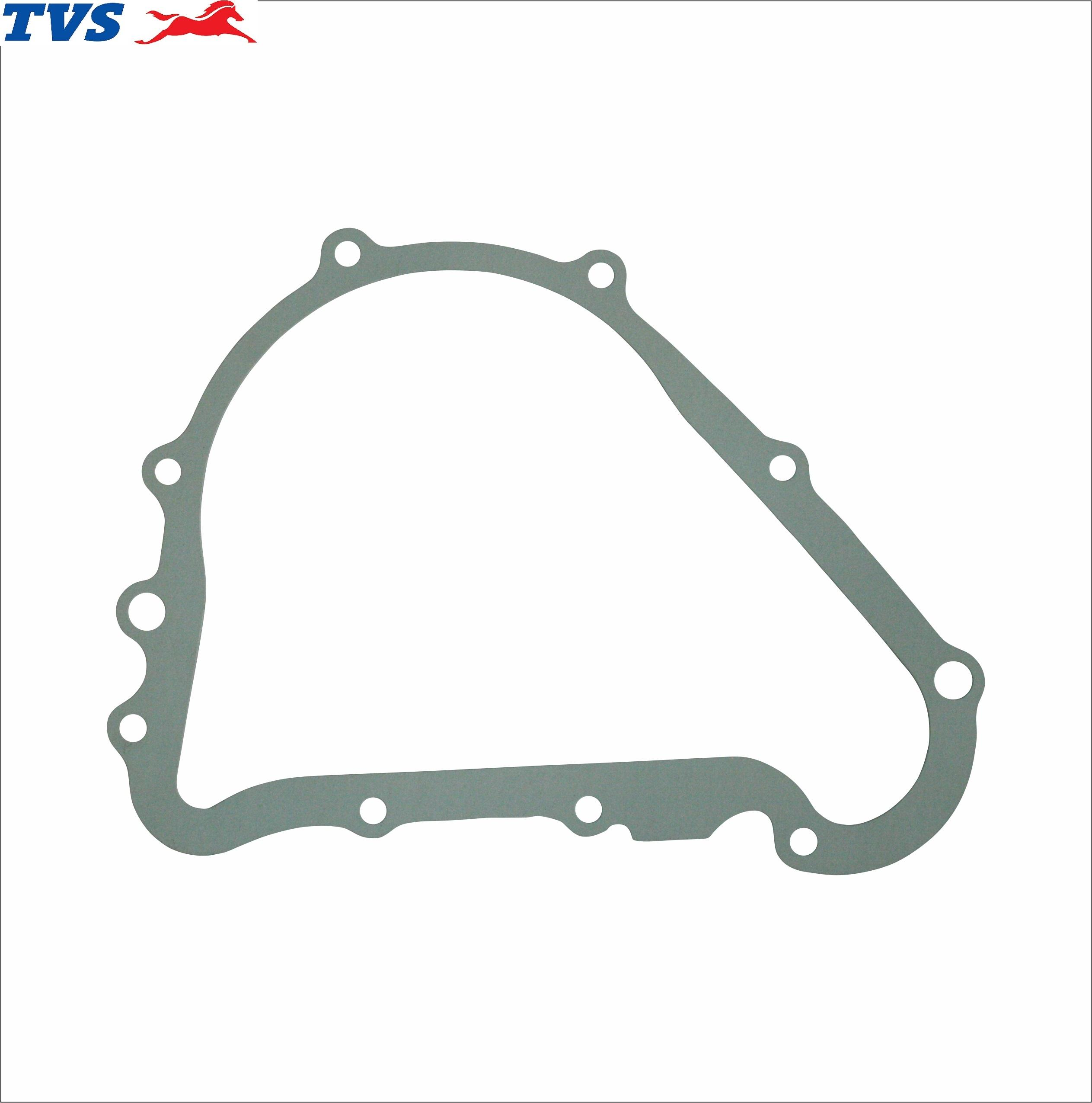 Tvs Apache 150-180 - Gasket Magneto Cover Cover ( P.no. M1080320 ) Tvs Motorcycle Genuine Parts By Tvs Genuine Parts ( Tvs Global ).