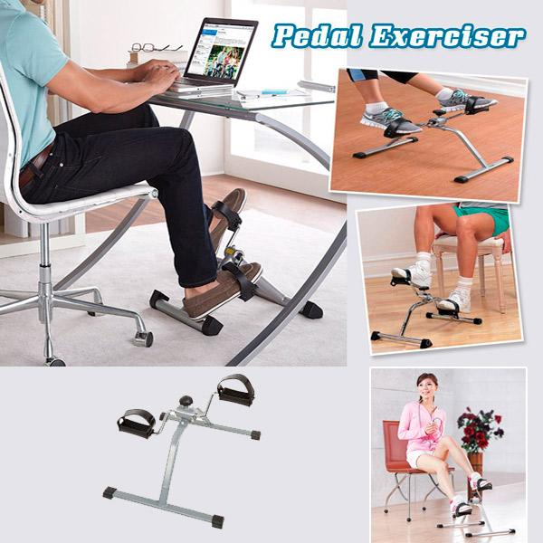 skycity Lightweight Easy Pedal Exercise Bike Leg/Arm Portable Mini Exercise  Workout Bike