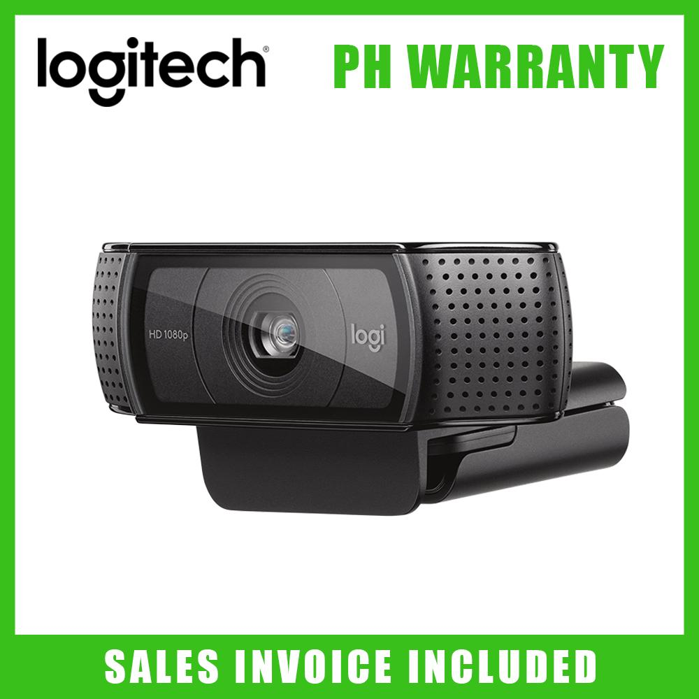 717e4cfc419 Logitech C920 Pro HD Webcam, 1080p (at30 fps) Widescreen Video Calling and  Recording