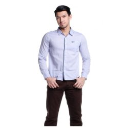 Bobson Solid Long Sleeves Shirt (Heather)