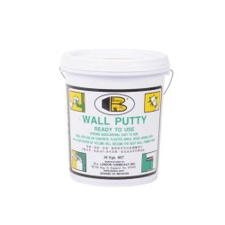 Bosny Wall Putty 28kg (White)