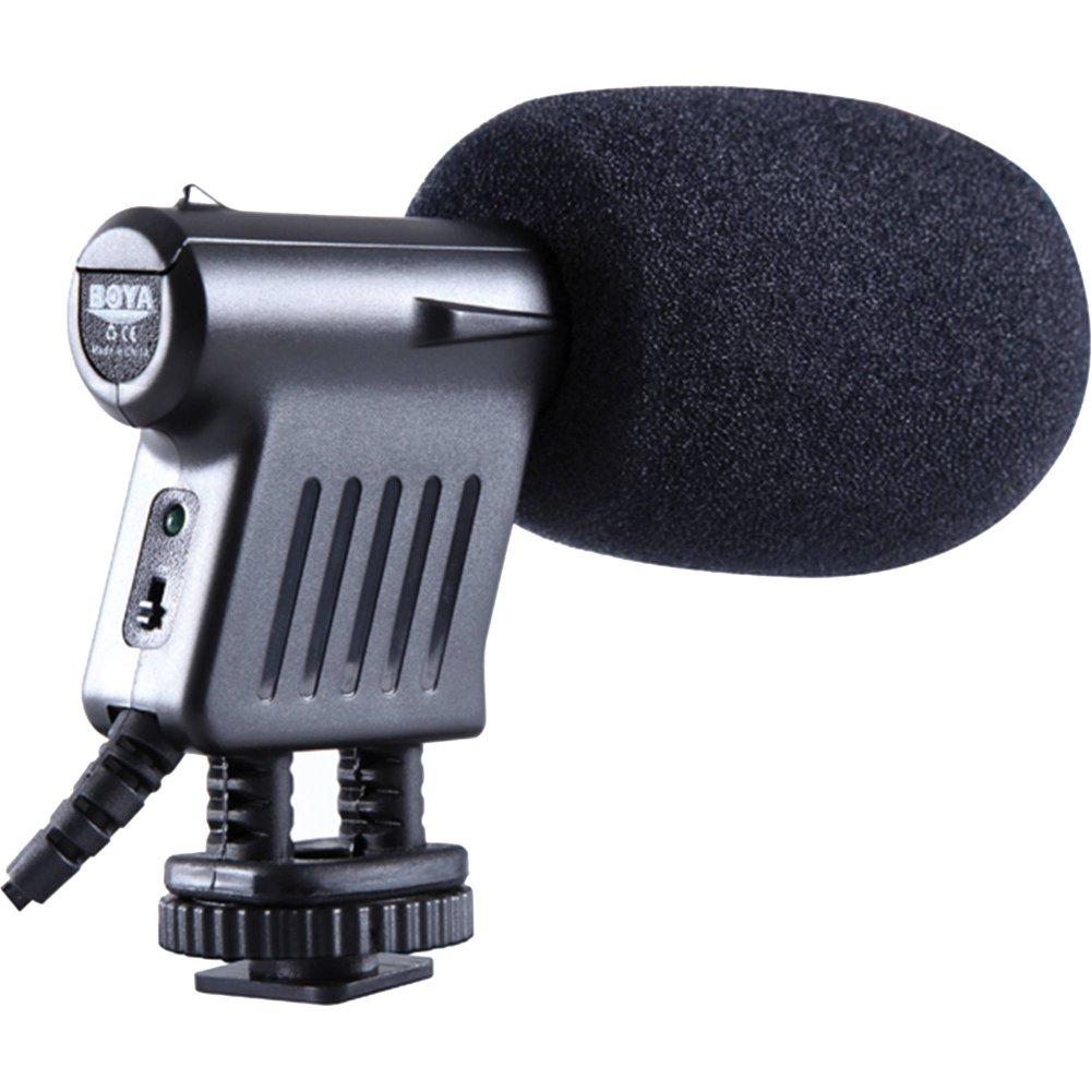 Boya VM01 UniDirectional Microphone for DSLR - thumbnail
