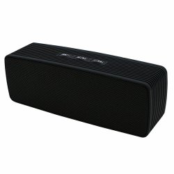 BT-12 Portable Bluetooth Speaker (Black)
