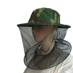 BUYINCOINS Camouflage Mask Cap (Green)