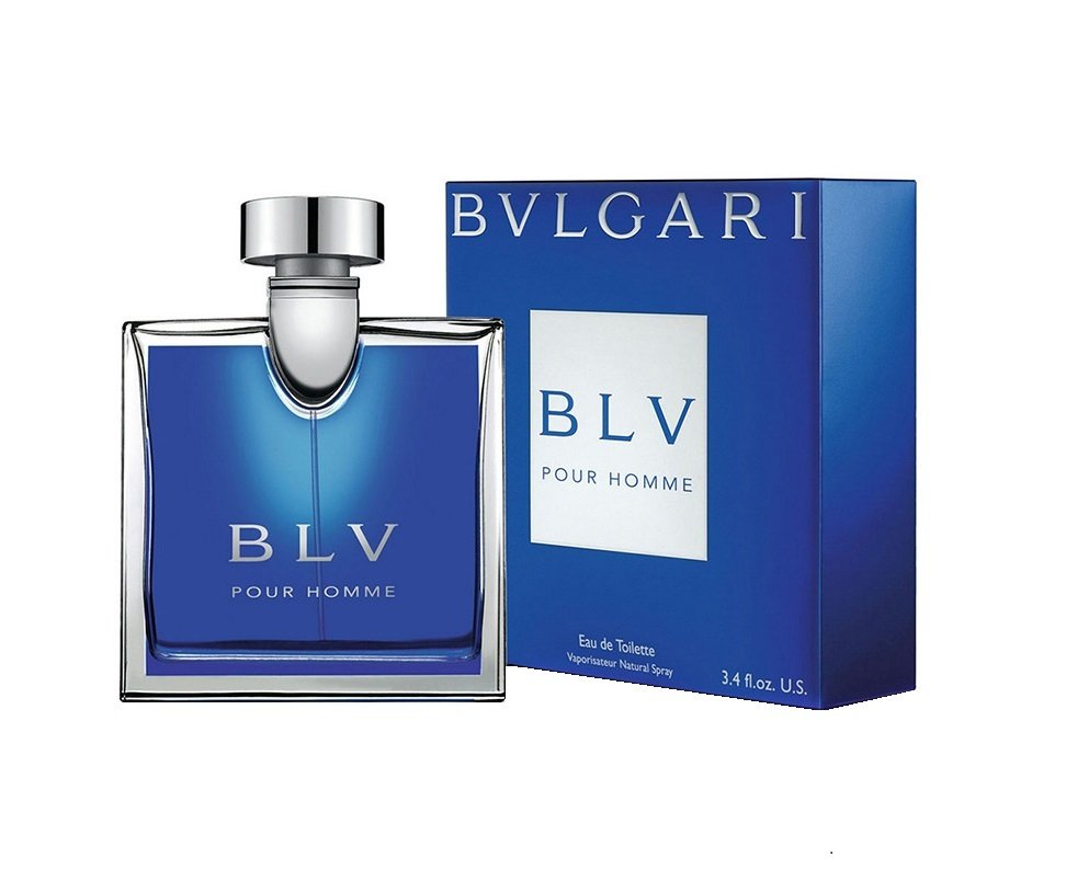 Bvlgari BLV Eau de Toilette for Men 100ml