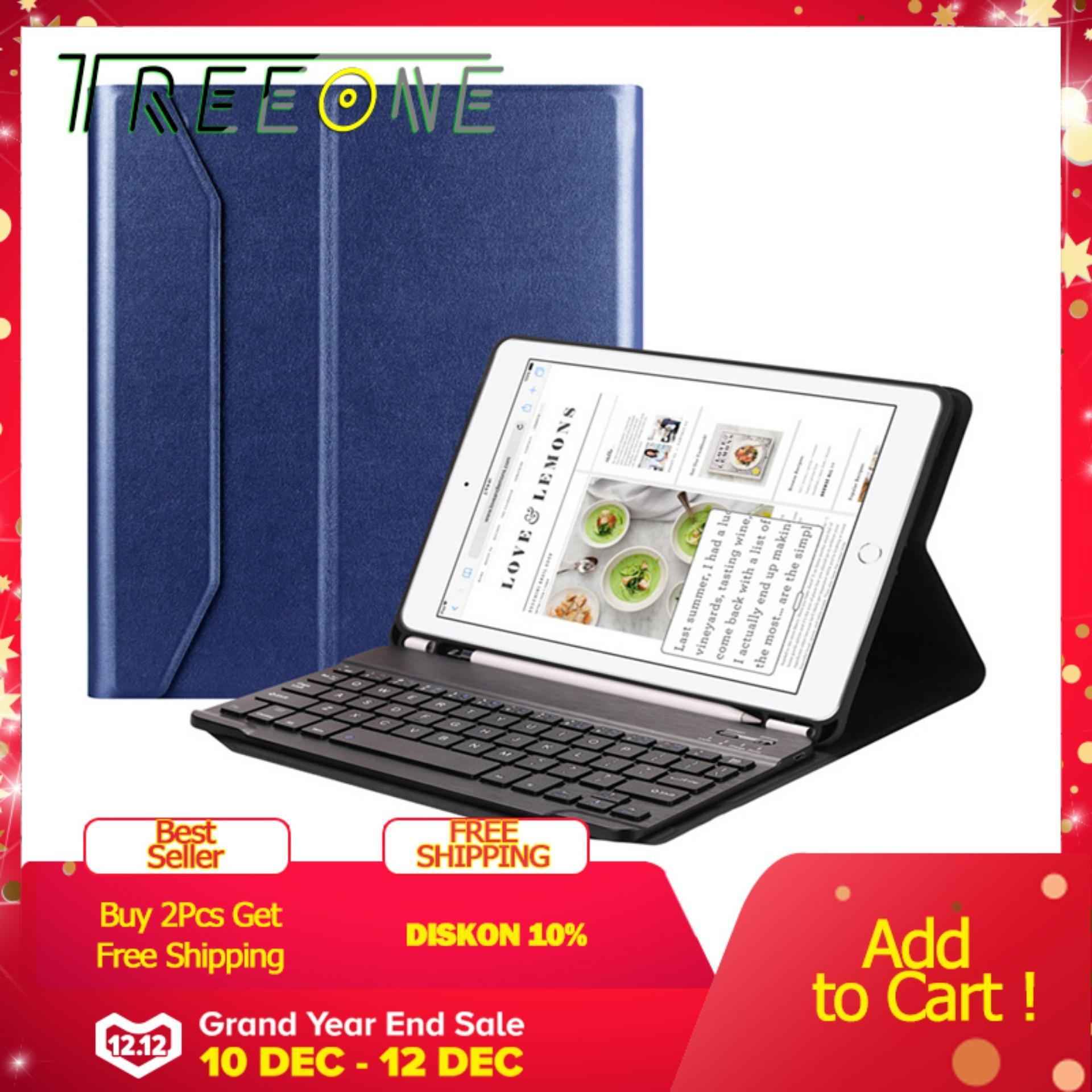 [FREE SHIPPING]Treeone IPad 9.7/iPad Air Keyboard Case,Ultra-Slim