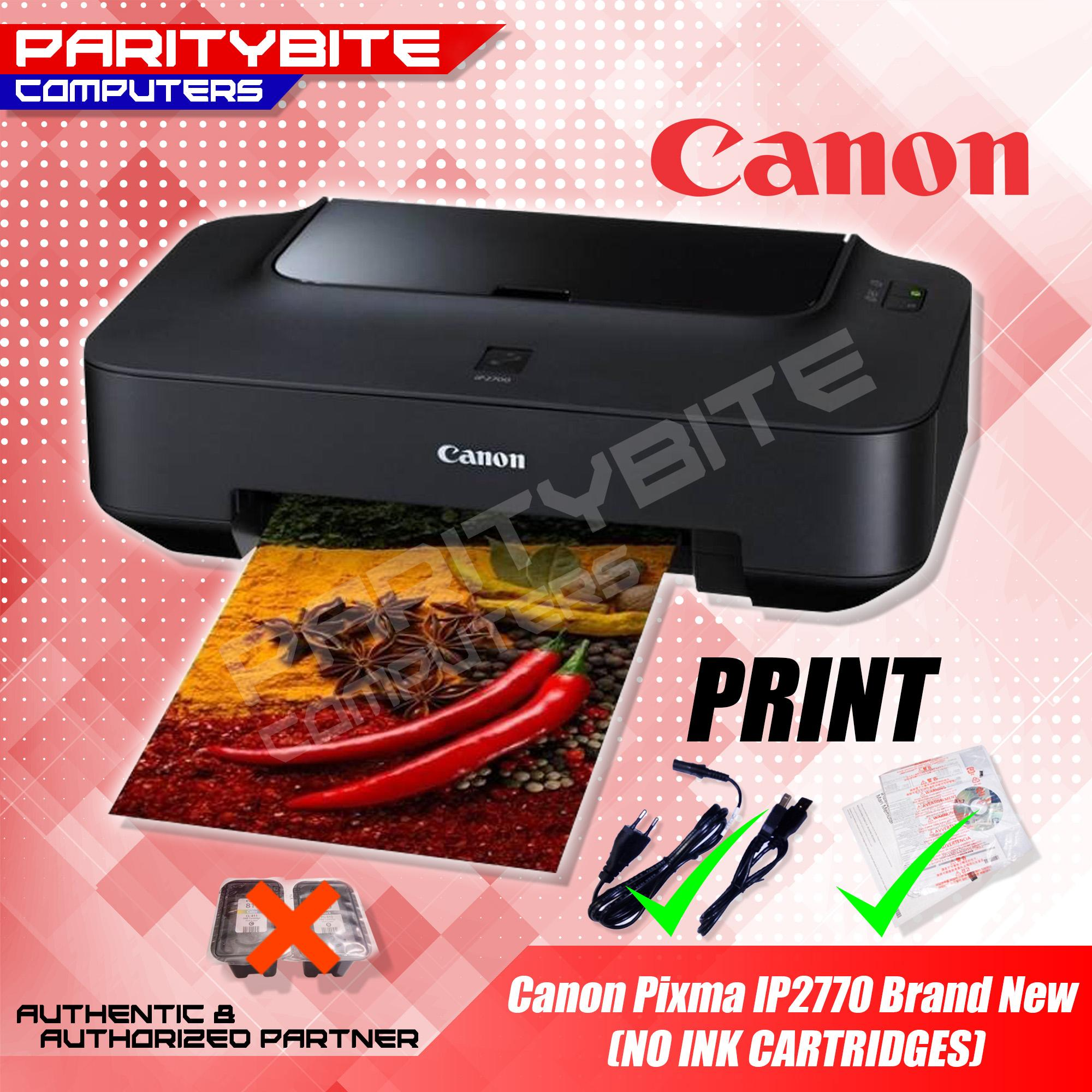 download printer canon ip 2770