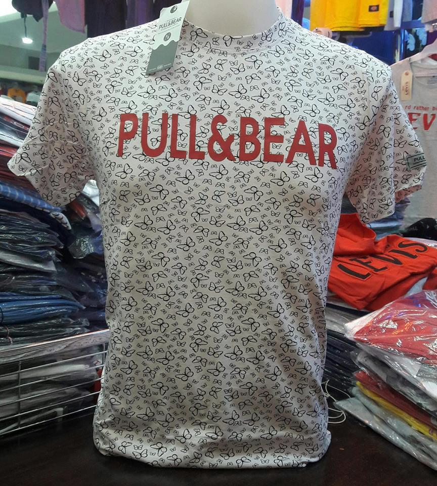 a47bda19 Pull&Bear Men: Buy sell online T-Shirts with cheap price   Lazada PH