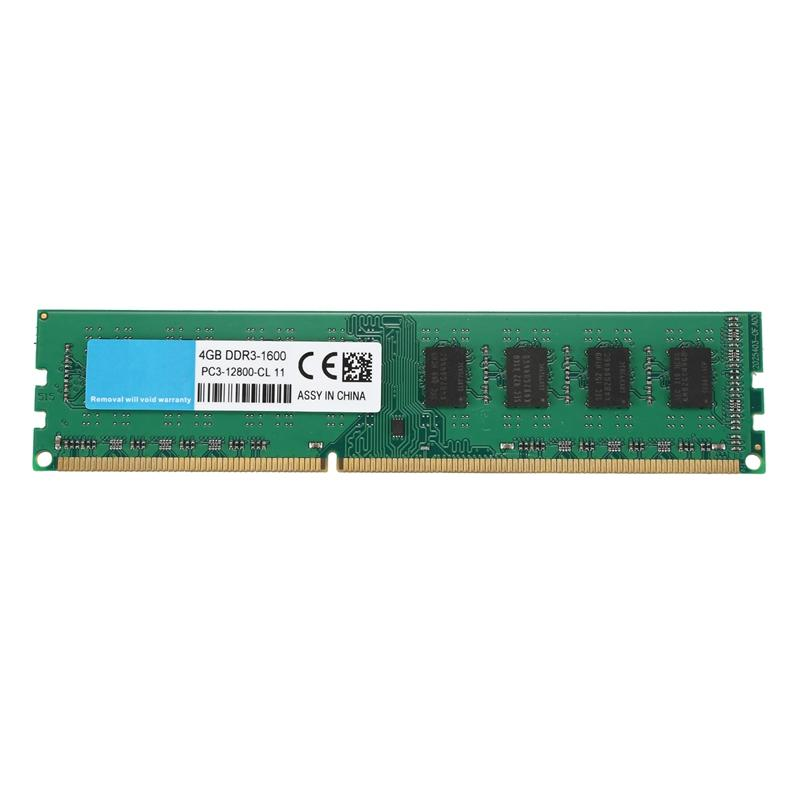 Desktop DDR3 DIMM 4GB 1600Mhz Memory RAM PC3-12800 AMD Dedicated Memory Double Sided Particle 1.5V 240Pin Memory Unbuffered Non-ECC For AMD Khuyến Mại Hot