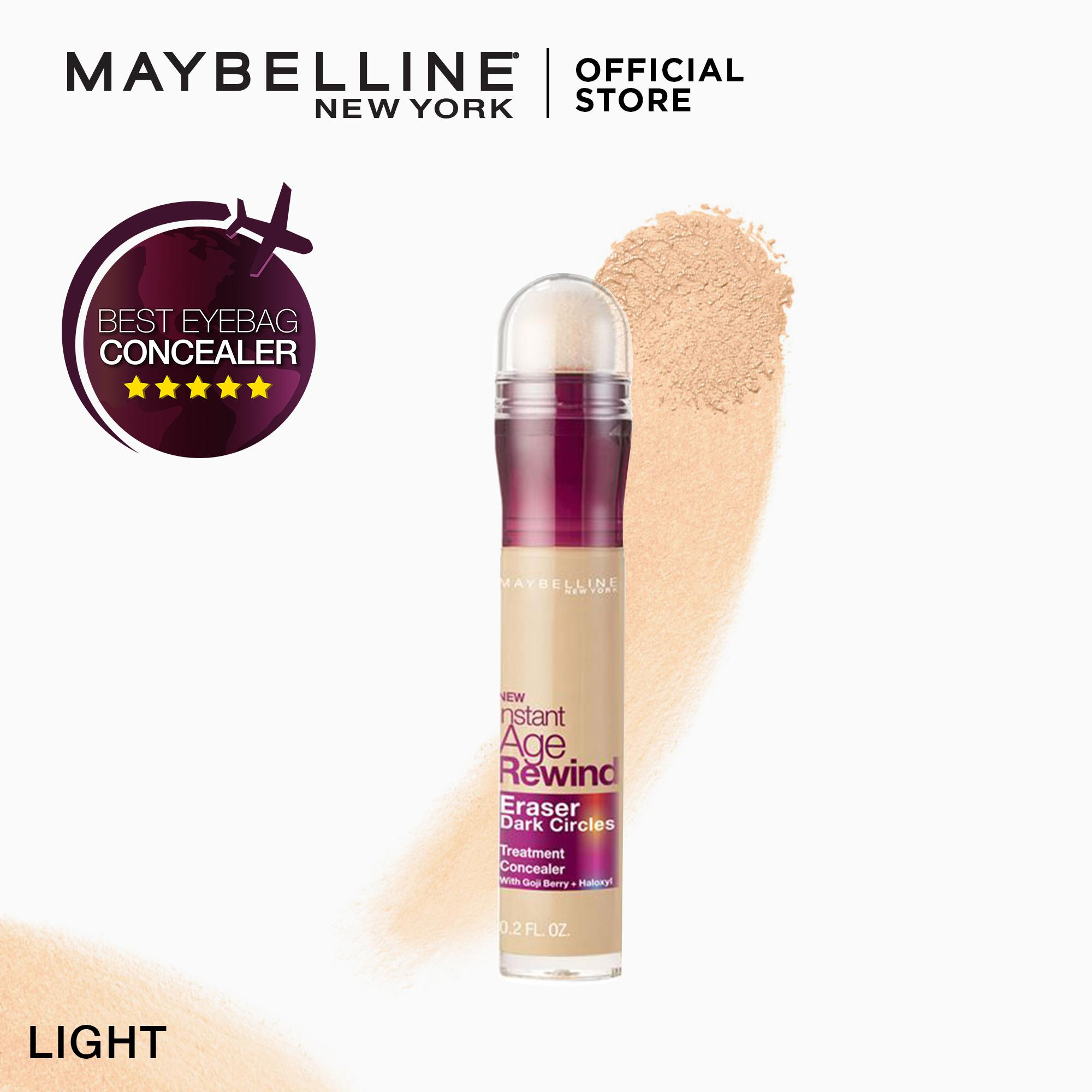Instant Age Rewind 2-in-1 Concealer+Treatment [Global Favorite] by Maybelline Philippines