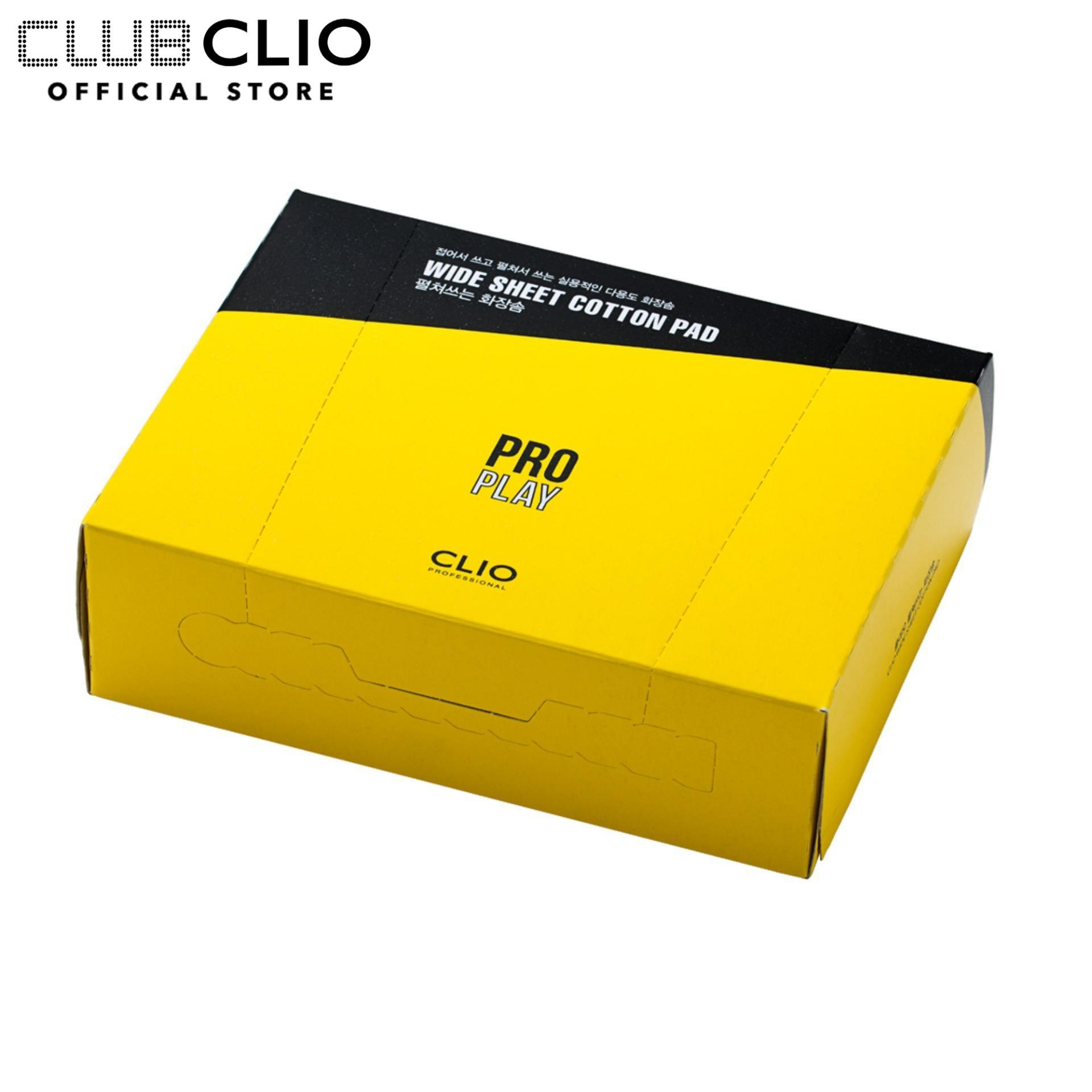 Clio Wide Sheet Cotton Pad By Club Clio Official Store