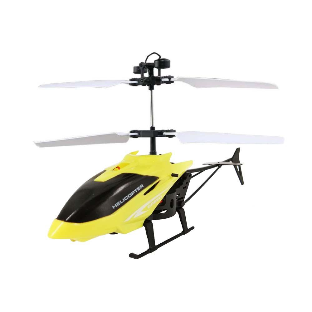 Induction Aircraft Helicopter Yellow By Playclubph.