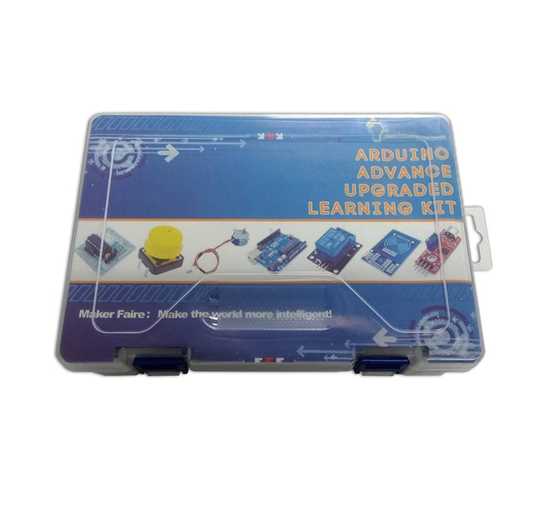 Arduino UNO Advance Upgraded Starter Kit Latest Version 2019 with Manual