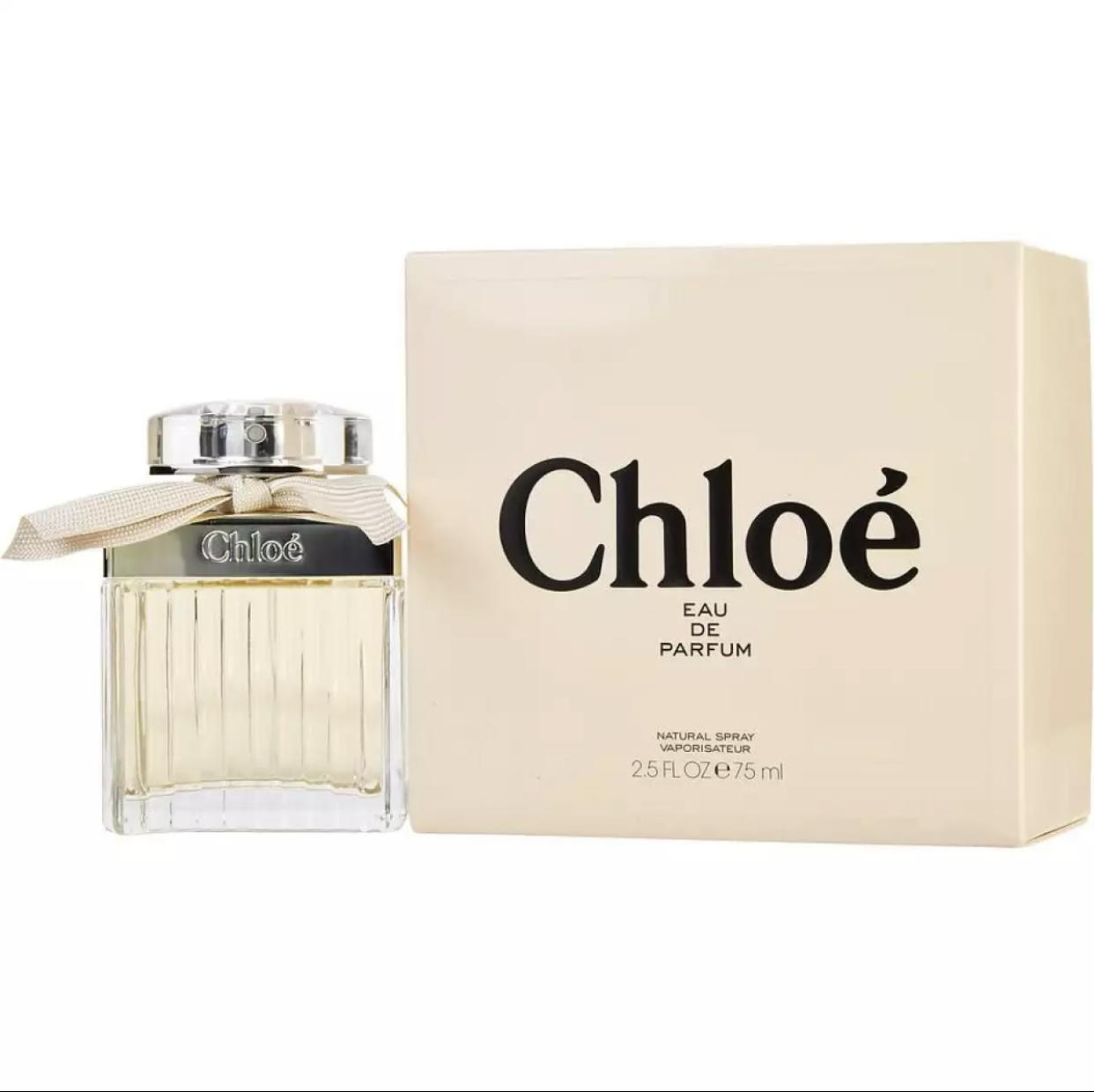 c167be9f Chloe for Women Eau de Parfum 75ml(AUTHENTIC OVERRUN PERFUME FROM ORIGINAL  MANUFACTURER)